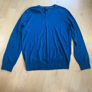 Banana Republic Silk Luxury Blend Sweater Large